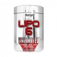 Lipo 6 Unlimited Powder (150г)