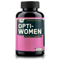 Opti-Women (120капс) Срок до 04.06.2020