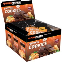 Protein Cookies (Упаковка12шт,2печенья-80гр)
